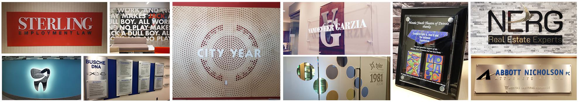 Indoor Signs & Graphics
